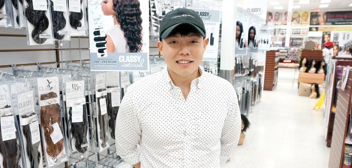 유성곤 사장(28, Evan S. Yu)