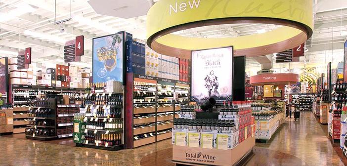 직원교육과 최저가 정책으로 성공의 길을 걷고 있는 'Total Wine & More'
